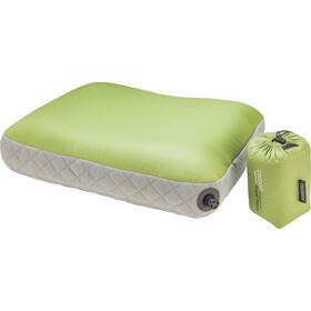 Cocoon Air Core Almohada Ultraligero Medio, verde/gris